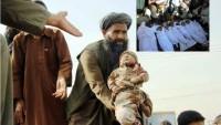 Katil Amerika'nın Kunduz'a düzenlediği hava saldırısında, 13 sivil hayatını kaybetti