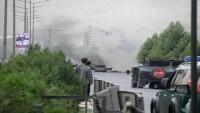 Afganistan'da İstihbarat Elemanlarına Bombalı Saldırı