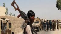 Afganistan'da Taliban teröristleri bir ilçeyi ele geçirdi