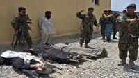 Afganistan'da 120'yi aşkın Taliban ve IŞİD üyesi öldürüldü