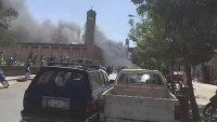 Afganistan'ın Herat Şehrinde Patlama ! 7 Ölü, 18 Yaralı