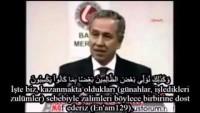 Video: AKP; İsrail İle İlişkilerimizi Bozmaya Niyetimiz Yok!