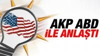 AKP: Suriye'ye ancak Amerika önderliğinde karadan girebiliriz