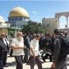 Siyonistler Mescidi Aksa'ya Yine Baskınlar Düzenledi