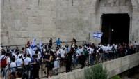Yahudi Yerleşimciler Dün Sabah Mescid-i Aksa'ya Baskın Düzenledi