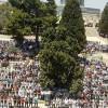 Mescidi Aksa Ramazan'ın İlk Cumasında Dolup Taştı 