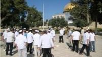 Siyonistler yine Mescid-i Aksa'ya saldırdı