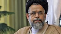 İran İstihbarat Bakanı: Güvenlik ve ilerleme, kalkınmanın ön şartıdır