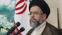 İran İstihbarat Bakanı: Güvenlik güçleri düşmana fırsat vermeyecektir