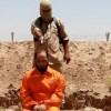Foto: IŞİD, Iraklı Sünni alim Ahmet el Gays'ı infaz etti