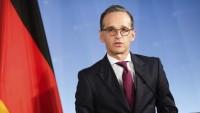 Almanya Dışişleri Bakanı Maas: İran ile nükleer anlaşma Avrupa'nın güvenliği için gereklidir