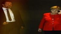 Halkın Tepkisinden Çekinen Almanya Başbakanı Merkel, Suud Rejimini Göstermelik Olarak Tehdit Etti