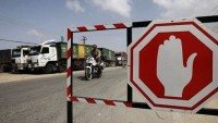 İşgal Rejiminin Ambargosu Sebebiyle Gazze'ye 400 Ürün Giremiyor