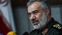 Amiral Fedevi: İran, ABD gemilerini tevkif edebilen tek ülkedir