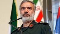 General Fedevi: Amerika'nın İran halkı karşısındaki acziyeti İran kudretinin hakkaniyetini göstermektedir