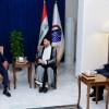 Ammar El Hekim Ve Hadi El Amiri, Bölgedeki Son Gelişmelerle ilgili Önemli İkazda Bulundular