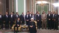 İran ve İtalya arasında 7 işbirliği anlaşması imzalandı