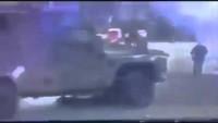 Video: Filistinli Genç, Üzerinden Geçen Aracın Altından Allah'ın Yardımıyla Kurtuldu