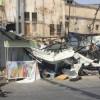 Arabistan'dan Kadif bölgesinde aşura simgelere ve flamalara saldırı