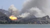 Siyonist Suudi uçakları yanlışlıkla kendi kiralık askerlerini hedef aldı