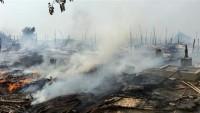 Uluslararası Af Örgütü: Arakan'da Müslüman köyleri kundaklanmaya devam ediliyor