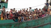 İşgalci İsrail'in Rohingyalı Müslümanların Öldürülmesinde Büyük Rolü Vardır