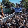Arjantinli işçiler, işten çıkarmalara karşı ayakta
