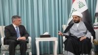 Irak Asaibi Ehli Hak Genel Sekreteri, Amerikan askerlerinin Irak'tan çıkmasını istedi