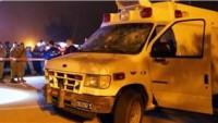 Siyonist İsrail Ordusuna Ait İki Askeri Cip Çarpıştı, 8 İşgal Askeri Yaralandı