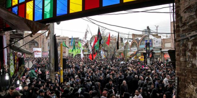 Foto: İran'dan Matem Görüntüleri