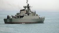 İran İslam Cumhuriyeti Donanmasından, Atlantik Okyanusu'na Çıkarma!