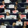 Avrupa Parlamentosu, Suriye saldırısı için Macron'u protesto etti