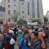 Avusturya'da mültecilere kapı kapatan Bakana tepki yağdı