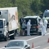 Avusturya'da; bir kamyonda 50 mülteci cesedi bulundu