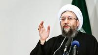 Ayetullah Laricani: Irak'ın parçalanması, Siyonist rejimin projesidir