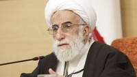Ayetullah Cenneti: İran'daki son isyanlar yabancıların planlarının sonucudur