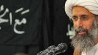 Mukteda Sadr, Ammar Hekim, Nuri Maliki, Muhammed Taki el-Muderrisi ve Irak Direniş Grupları, Şeyh Nemr'in İdamını Kınadı