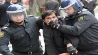 Azerbaycan'da mahkumlara işkence