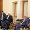 Zarif: Azerbaycan ilerleme ve istikrarını kendi istikrarımız gibi görüyoruz