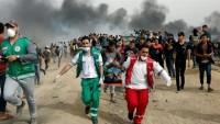 Büyük Dönüş Yürüyüşü'nde 1 Filistinli daha şehit oldu
