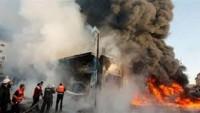 Bağdat'ta Patlama: 3 Şehid