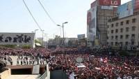Irak'ta Sadr yanlısı göstericilere müdahale
