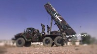 Suudi Aramco Petrol Tesisi 2 Adet Badr-1 Balistik Tipi Füzeyle Vuruldu