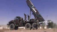 Cizandaki Suud Hedefleri 8 Adet Badr-1 Füzesiyle Vurdu