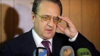 Bogdanov, Suriye cumhurbaşkanı Beşşar Esad ile görüştü