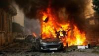 Irak'ın başkenti Bağdat'ta iki patlama