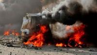 Bağdat'ta bombalı saldırı: 5 kişi öldü, 14 kişi yaralandı
