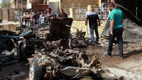 Irak'ın başkenti Bağdat ve Diyala'da düzenlenen saldırılarda, 10 kişi hayatını kaybetti, 29 kişi yaralandı