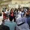 Bahreyn dini lideri Şeyh İsa Kasımın evinin önünde toplanma eylemi hala sürüyor