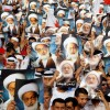 Bahreyn halkının, Şeyh İsa Kasım'a destek gösterileri sürüyor